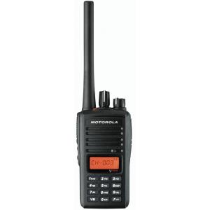 Аналоговые портативные радиостанции Motorola