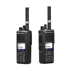 Цифровая портативная радиостанция Motorola DP4801е
