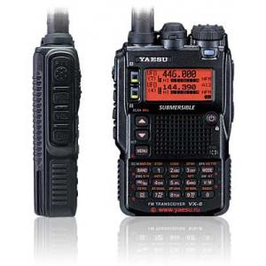 Радиостанция Yaesu VX-8R